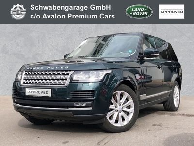 gebraucht Land Rover Range Rover V8 Supercharged Vogue *Pano*