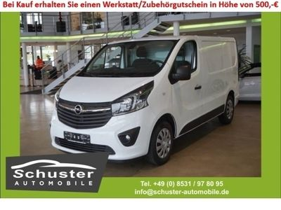 gebraucht Opel Vivaro Kasten L1H1 2,7t 1.6 CDTI Biturbo Klima