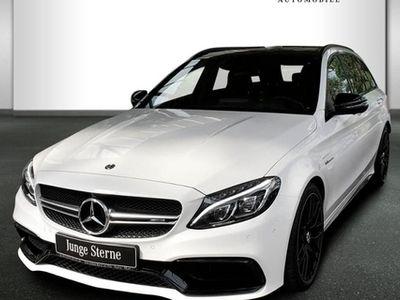 gebraucht Mercedes C63 AMG T AMG S Comand/Pano.-Dach/360°/HUD/LED/AHK