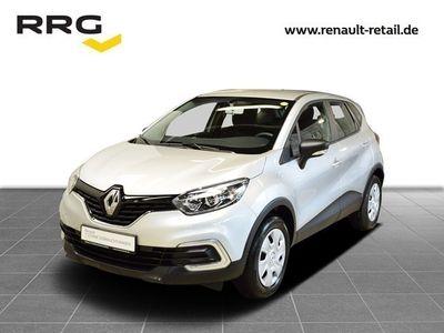 gebraucht Renault Captur 0.9 TCE 90 ECO² LIFE SUV