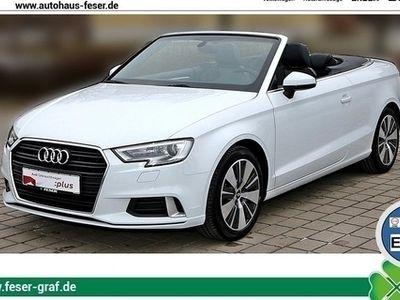 gebraucht Audi A3 Cabriolet Sport 2.0 TDI S tr. ALCANTARA+VIRTUAL+NAVI