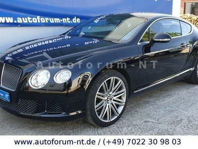 """gebraucht Bentley Continental GT Speed/Ceramic (Neu)/Massage/21"""""""