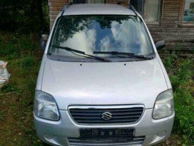 gebraucht Suzuki Wagon R Winterauto