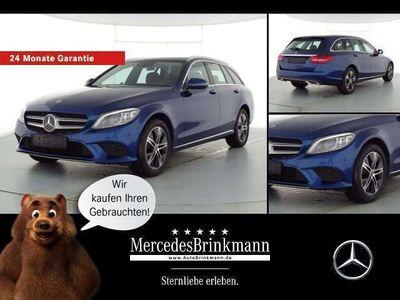 gebraucht Mercedes C180 T AVANTGARDE/PANO/AHK/MULTIBEAM/KAM/NAVI