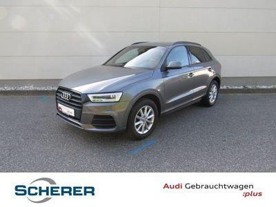 gebraucht Audi Q3 Design 2.0 TDI S-Tronic Quattro Navi LED