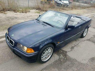 gebraucht BMW 318 Cabriolet e36 2 Hand Sitzheizung AHK ...