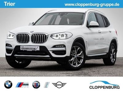 gebraucht BMW X3 xDrive30d xLine Head-Up HiFi LED WLAN RFK