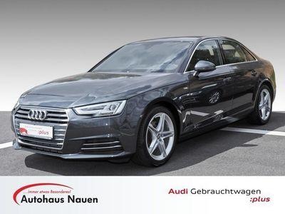 gebraucht Audi A4 S line sport 2.0 TFSI ultra S tronic (Wechsel