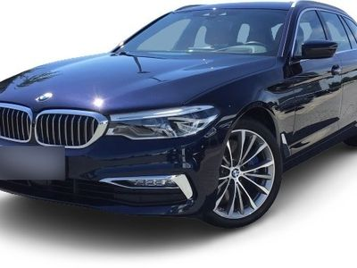 gebraucht BMW 540 540d xDrive Touring Luxury Line Navi HiFi Rückfahrkamera