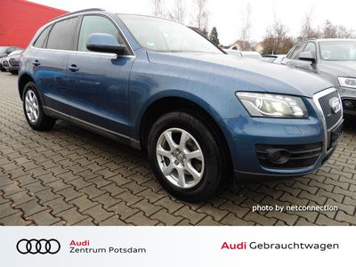 gebraucht Audi Q5 2.0 TDI quattro Xenon Navi GSHD AHK Kamera