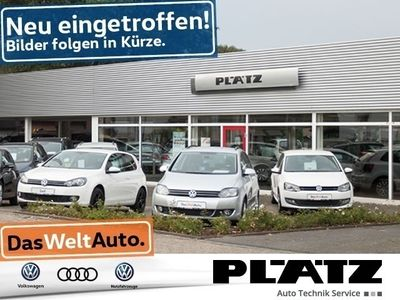 begagnad VW Golf Cabriolet VI SHZ PDC Navi Klima uvm.