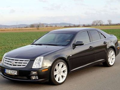 gebraucht Cadillac STS 3.6 V6 Launch Edition