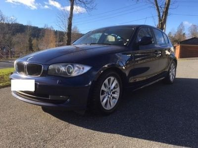 gebraucht BMW 116 1er DPF Edition Sport