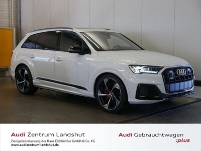 gebraucht Audi SQ7 TDI tiptronic memory Carbon HeadUp MMIPlus All