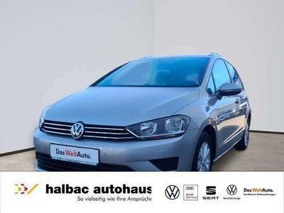 gebraucht VW Golf Sportsvan 1.4 TSI COMFORTL+PDC+SHZ+TEMP+KLI