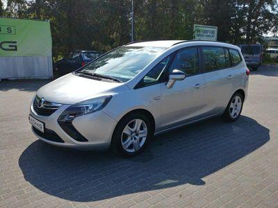 gebraucht Opel Zafira Tourer 1.4 Turbo E