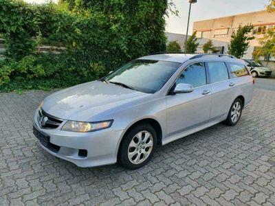 gebraucht Honda Accord 2.2 I-CDTI / AHK/Xenon/Leder/...