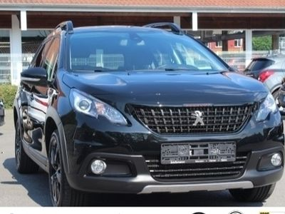gebraucht Peugeot 2008 Allure GT-Line Pano PDC Navi AT