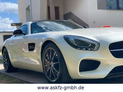 gebraucht Mercedes AMG GT S Coupe Night/Comand/Performance/Burmeste
