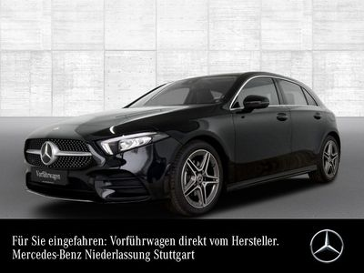 gebraucht Mercedes A180 AMG LED Kamera Laderaump Klimaautom PTS Temp
