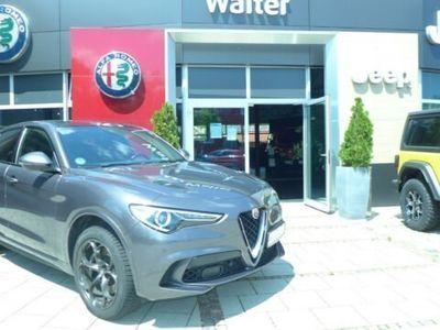 gebraucht Alfa Romeo Stelvio Quadrifoglio Q4 2.9 V6 Bi-Turbo 510PS