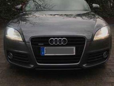 gebraucht Audi TT Coupe 2.0 TDI quattro S-Line
