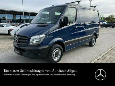 gebraucht Mercedes Sprinter 211 Kasten Kompakt AHK Klima Dachträger