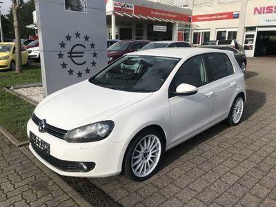 gebraucht VW Golf VI 1.4 TSI Highline*Klimaauto\/SHZ\/ALU18'*