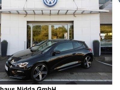 gebraucht VW Scirocco R 2,0 l TSI 206 kW (280 PS) 6-Gang Navi 19 Zoll KLIMA XENON ALU