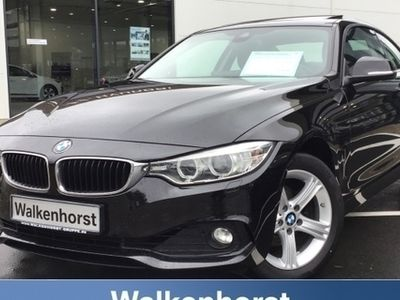 gebraucht BMW 420 i xDrive Coupe Navi HiFi Rückfahrkamera Glasdach