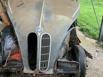 gebraucht BMW 502 2.6l V8 mit Faltdach (Barockengel) als in Mettendorf