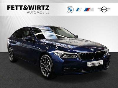 gebraucht BMW 620 Gran Turismo d A