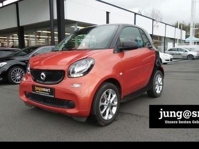 gebraucht Smart ForTwo Electric Drive Cool&Media Panorama 15''LMR