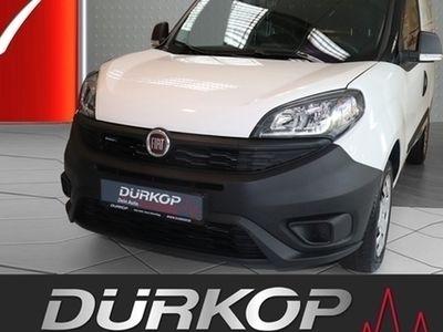 gebraucht Fiat Doblò Cargo Basis Kasten1.4 Multif.Lenkrad Klima PDC ESP TRC ASR