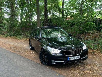 gebraucht BMW 530 Gran Turismo Top Ausstattung Leder Navi .... als Sportwagen/Coupé in Güglingen