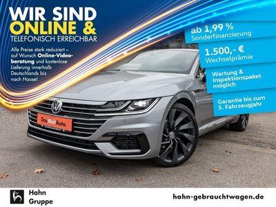 gebraucht VW Arteon 2.0TDI R-Line 4M DCC S-Dach Navi Standh