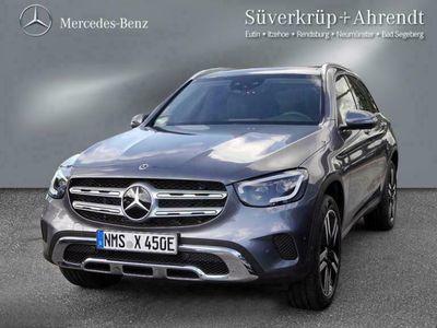 gebraucht Mercedes GLC300 de 4M AMG Multibeam Distro. AHK Kamera