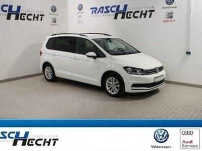 gebraucht VW Touran Comfortline 2.0 TDI BMT DSG *NAVI*SHZ*