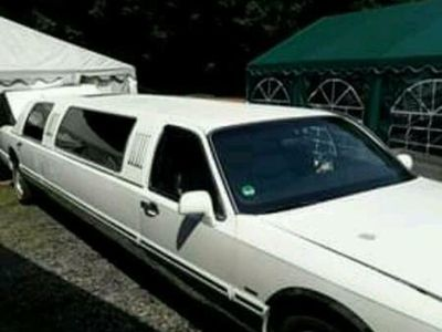 gebraucht Ford Lincoln Towncar