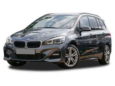 gebraucht BMW 218 Gran Tourer 218 Gran Tourer d M Sportpaket Navi 1.Hand HK LED Shz -