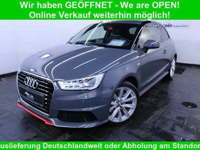 gebraucht Audi A1 1.8 TFSI S-LINE SPORT BIXENON NAVI LEDER PDC
