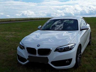 gebraucht BMW 230 i Coupe Aut. Sport Line