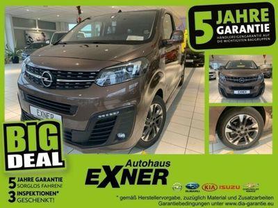 gebraucht Opel Zafira Life 1.5 ''Edition'' Sitzheizung, Parkpilot vorn und hinten