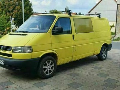 gebraucht VW T4 2.5TDI Camper