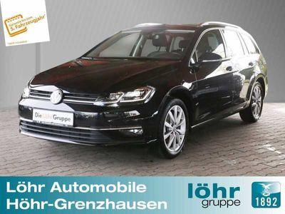 gebraucht VW Golf Variant 1.5 TSI ACT BMT DSG Highline, LED, ACC, Navi, ALU 17