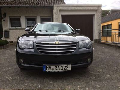 gebraucht Chrysler Crossfire Black Line