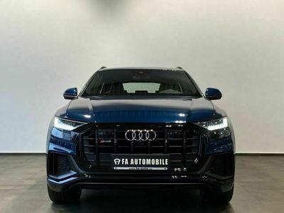 gebraucht Audi Q8 TDI Black HD Matrix B&O S-Sportsitz Plus 22