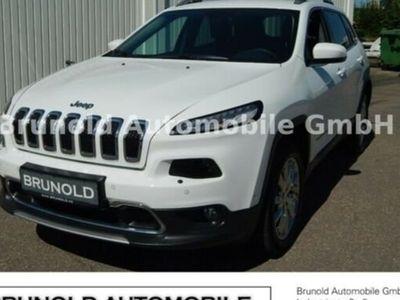 gebraucht Jeep Cherokee Limited 2.2l MultiJet 4WD AT *EU6*