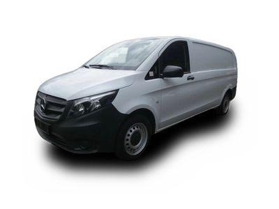 gebraucht Mercedes Vito 114 CDI RWD extralang FlÃŒgeltÃŒren