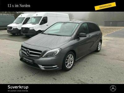 gebraucht Mercedes B180 CDI Sportpaket/Night/AHK/Navi/PDC